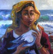 CON: Girl with Gannet