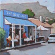 Willie Steyn: The Blue Café
