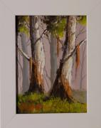 Willie Strydom: Trees standing together