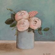 Tia Gerber: Pot of Flowers