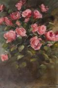 Nicky Botha: Arrangement of Roses