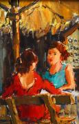 BVW11: Two Ladies At Table